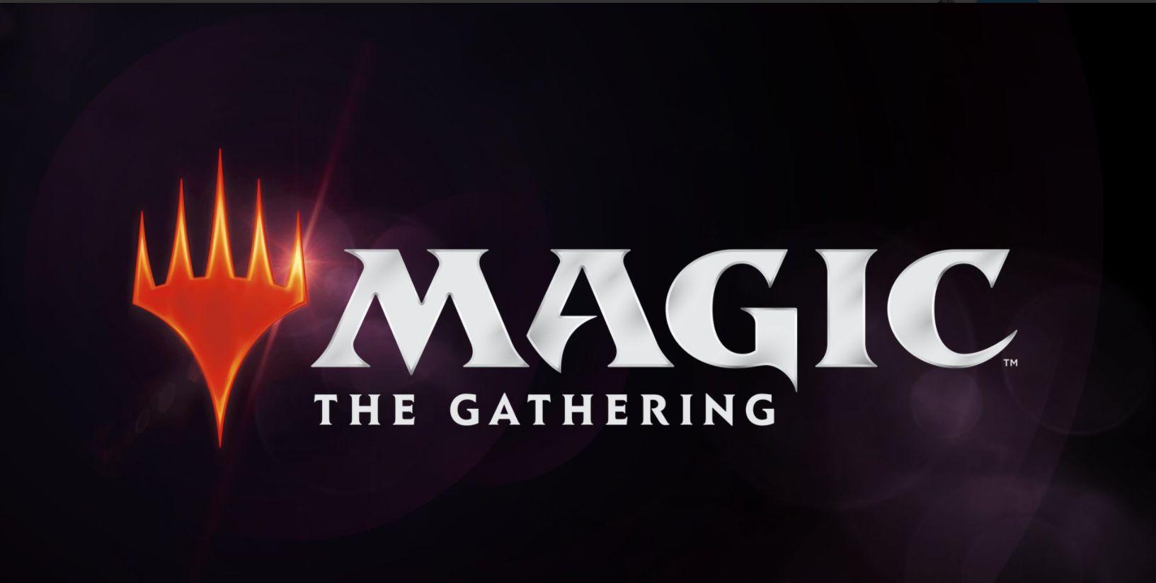 2018年3月の「ドミナリア」の発売より「MTG公式ロゴ」が変更されることが発表!