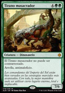 Tirano masacrador スペイン語(西語):MTG他言語カード