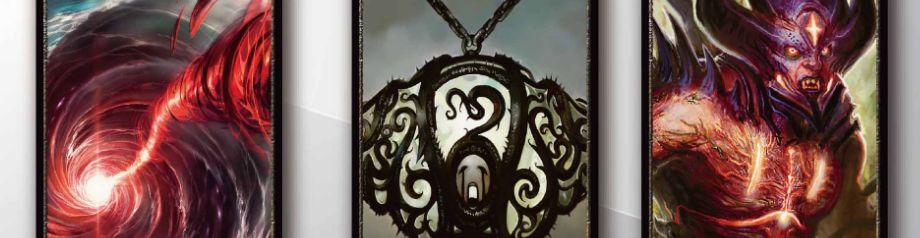 アイコニックマスターズ「マナ吸収」や「チャネル」のイラストを使用した公式スリーブがエンスカイより発売決定!