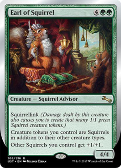 Earl of Squirrel(アンステイブル)