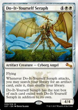 DIY熾天使(Do-It-Yourself Seraph)Unstable