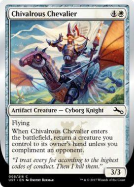 Chivalrous Chevalier(アンステイブル)