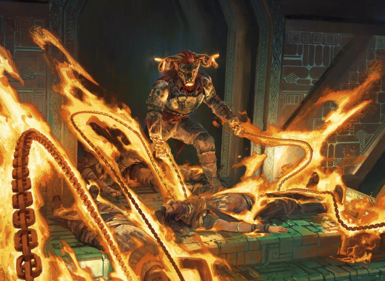 Angrath's Fury(フルアート・イラスト)