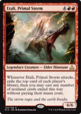 Etali, Primal Storm(イクサランの相克)