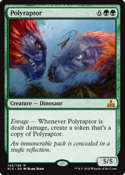 Polyraptor(イクサランの相克)