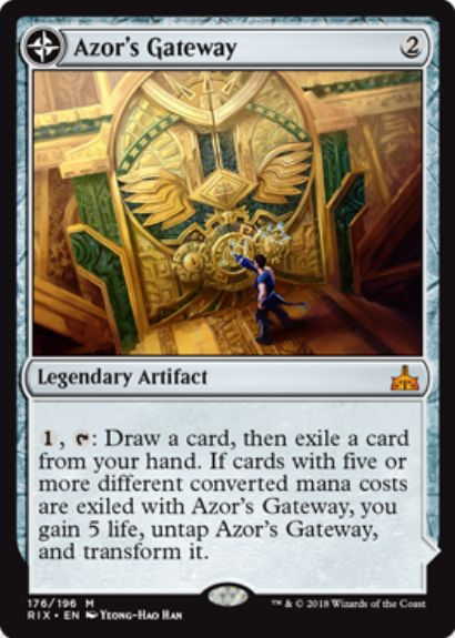Azor's Gateway(イクサランの相克)