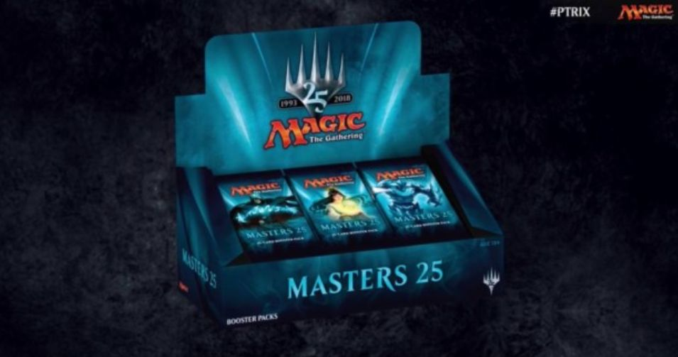 MTG「マスターズ25」のボックス画像