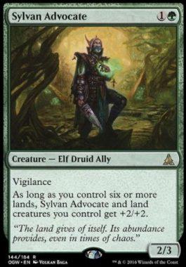 森の代言者(Sylvan Advocate)英語版