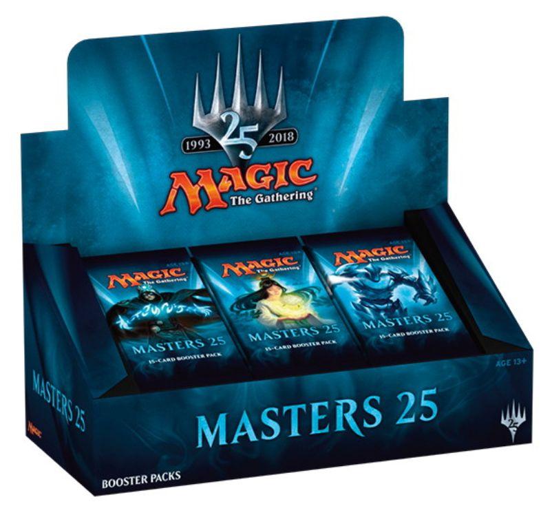 MTG「マスターズ25」がAmazonで商品登録されるも、一瞬で在庫切れ状態に!
