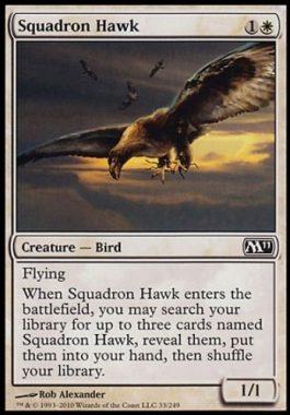 戦隊の鷹(Squadron Hawk)基本セット2011