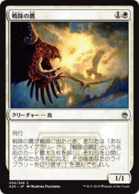 戦隊の鷹(Squadron Hawk)マスターズ25