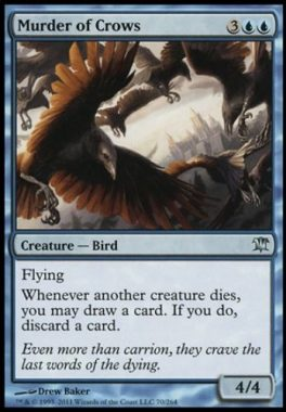 カラスの群れ(Murder of Crows)イニストラード