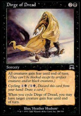 戦慄の葬送歌(Dirge of Dread)オンスロート