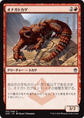 オナガトカゲ(Thresher Lizard)マスターズ25