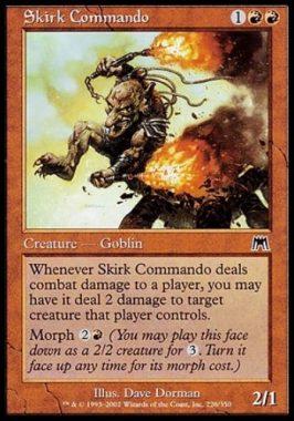 スカークの猛士(Skirk Commando)オンスロート