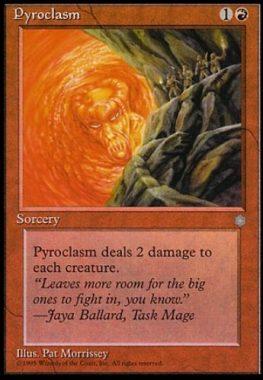 紅蓮地獄(Pyroclasm)アイスエイジ