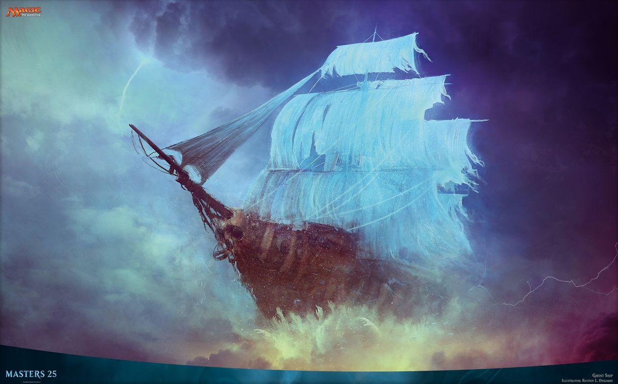 マスターズ25「幽霊船(Ghost Ship)」
