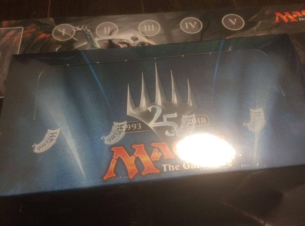 MTG「マスターズ25th」日本語版BOX開封結果報告!優良な神話レアやFOILは出現するか!?