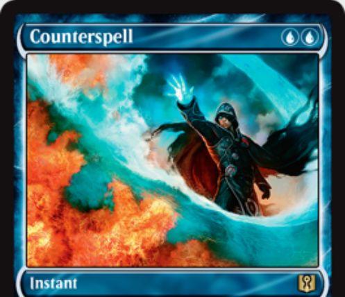 対抗呪文(Counterspell)が「Signature Spellbook: Jace」に再録!