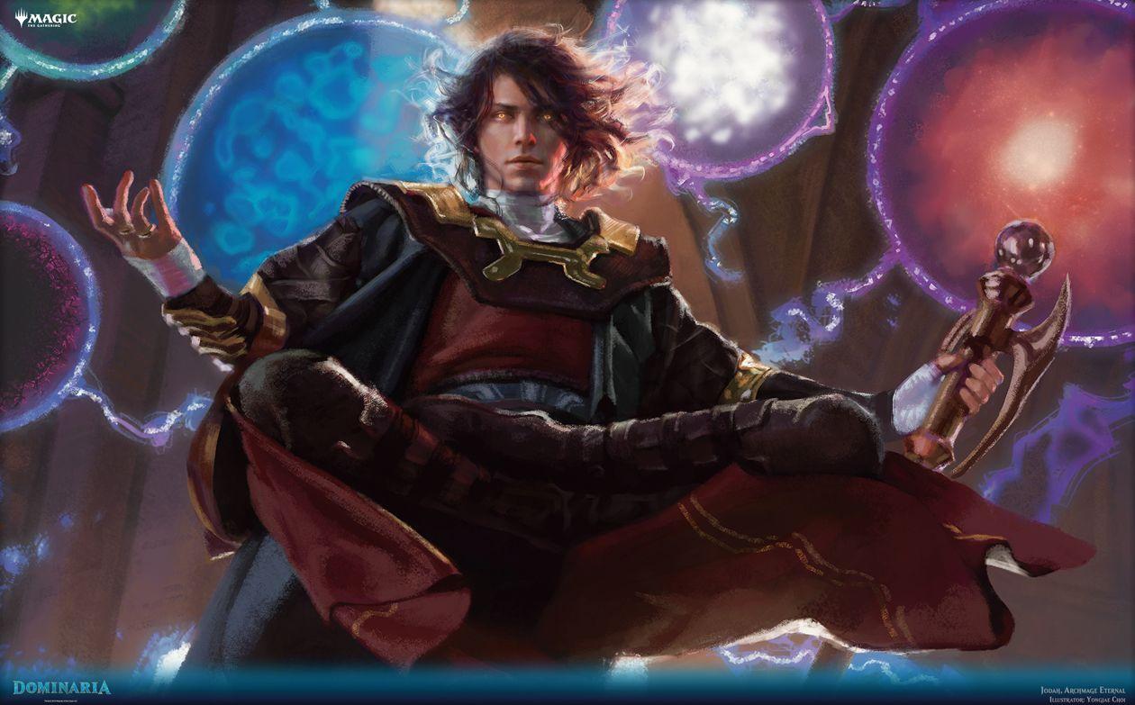 永遠の大魔道師、ジョダーの壁紙