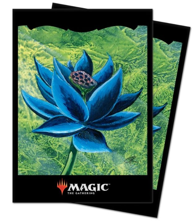 MTG「ブラックロータス(Black Lotus)」デッキプロテクター(スリーブ)