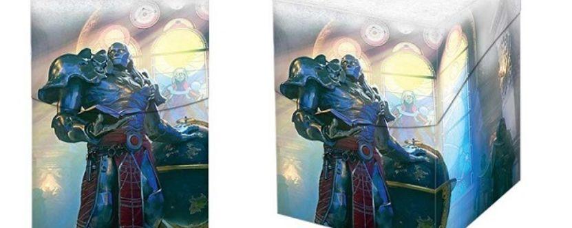 ウルトラプロ公式デッキケース「ドミナリア」が製品画像公開!カーン&テフェリー&ジョイラの3種が発売!