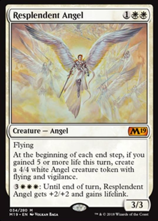 Resplendent Angel(基本セット2019)