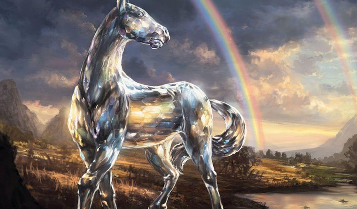 【基本セット2019】アンコモンの「牝馬サイクル」が公開!全色&アーティファクトに優秀な馬クリーチャーが収録!