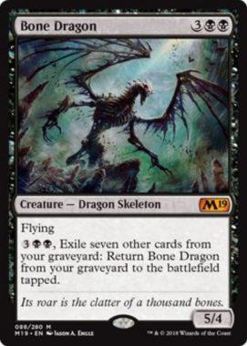 Bone Dragon(基本セット2019)英語版