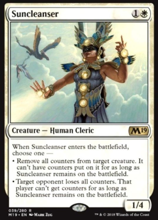 Suncleanser(基本セット2019)