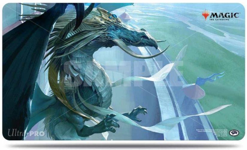 【プレイマット】策略の龍、アルカデス(基本セット2019)のMTG公式プレイマットがウルトラプロより発売決定!