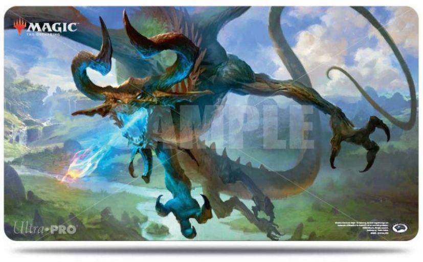 【プレイマット】破滅の龍、ニコル・ボーラス(基本セット2019)のMTG公式プレイマットがウルトラプロより発売決定!