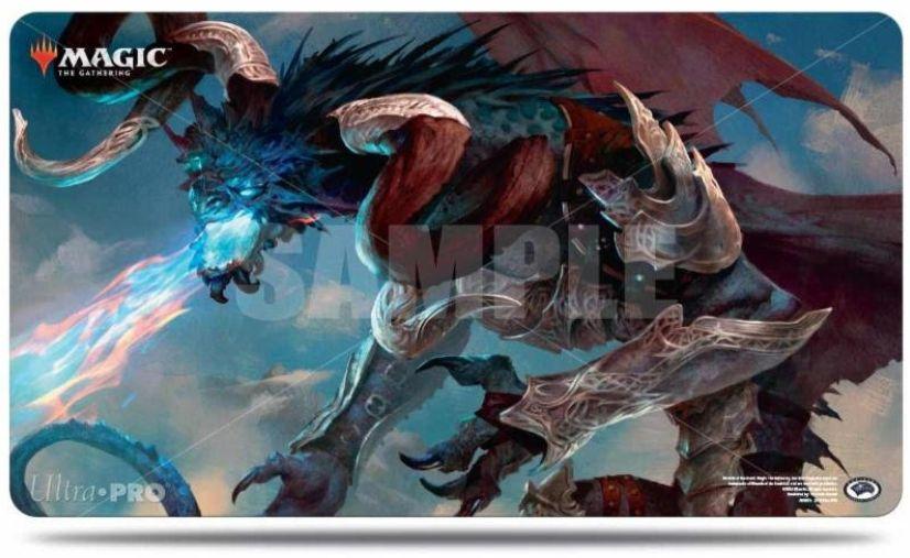 【プレイマット】殲滅の龍、パラディア=モルス(基本セット2019)のMTG公式プレイマットがウルトラプロより発売決定!