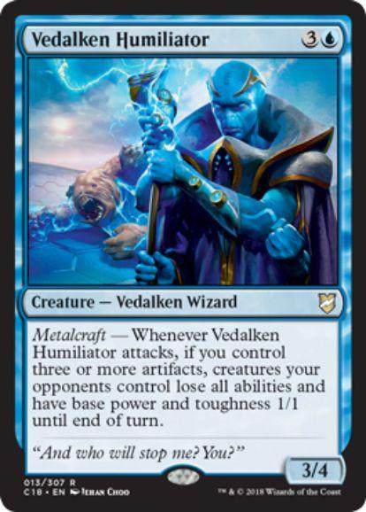 Vedalken Humiliator(統率者2018)