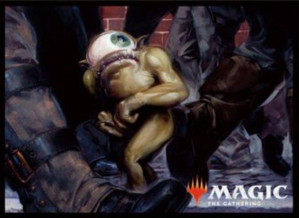 【スリーブ】道迷い(Totally Lost)のMTG公式スリーブがエンスカイより発売決定!人気キャラクター「フブルスプ」が描かれたコミカルなイラスト!