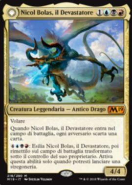 破滅の龍、ニコル・ボーラス(イタリア語版)
