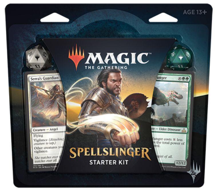 MTG「Spellslinger Starter Kit」が発売決定!初心者がマジックのルールを覚えることを主目的にした構築済みデッキ!ラヴニカのギルドのカードも収録!