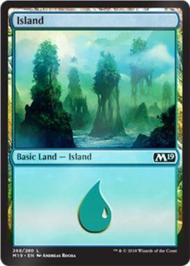 島(MTG「Gift Pack 2019」収録)