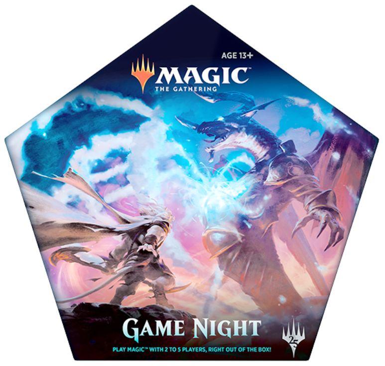 MTG「Magic Game Night」が発売決定!新規カード5種を含む5つの構築済みデッキセット!