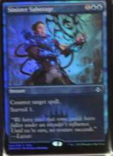 青のインスタント:ラヴニカのギルド リーク画像