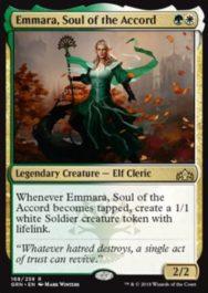 Emmara, Soul of the Accord(ラヴニカのギルド)