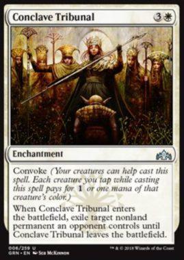 Conclave Tribunal(ラヴニカのギルド)英語版