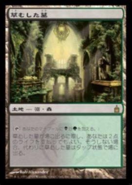 草むした墓(Overgrown Tomb)ラヴニカ:ギルドの都