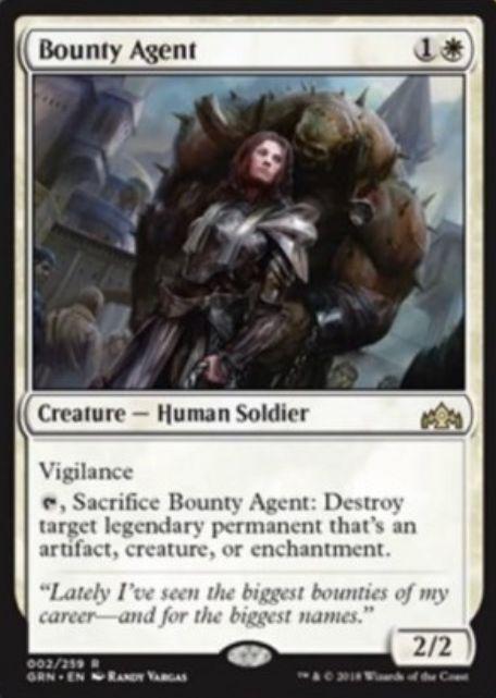 Bounty Agent(ラヴニカのギルド)英語版