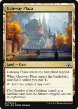 Gateway Plaza(ラヴニカのギルド)英語版