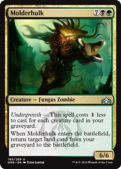 Molderhulk(ラヴニカのギルド)英語版