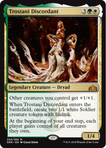 Trostani Discordant(ラヴニカのギルド)英語版