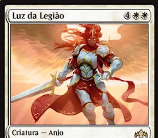 【ラヴニカのギルド】白レアの天使「Light of the Legion」が公開!6マナ5/5飛行・教導!死亡時に自軍の各クリーチャーに+1/+1カウンターを1個ずつ置く!