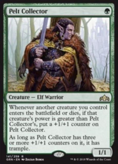 Pelt Collector(ラヴニカのギルド)英語版