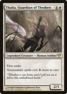 スレイベンの守護者、サリア(闇の隆盛)英語版